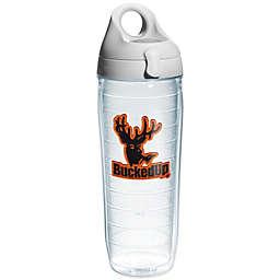Tervis® Bucked Up® Orange Logo 24 oz. Water Bottle with Lid