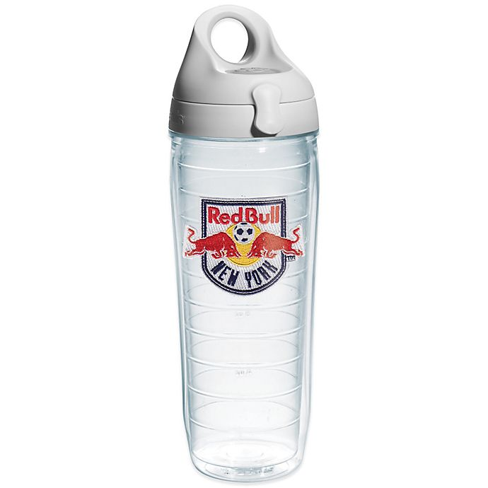 Alternate image 1 for Tervis® MLS New York Red Bulls 24 oz. Water Bottle with Lid