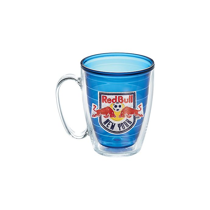 Alternate image 1 for Tervis® MLS New York Red Bulls 15 oz. Mug in Sapphire