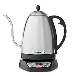Bonavita® 1.7-Liter Variable Temperature Gooseneck Kettle