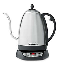 Bonavita® 1.7-Liter Variable Temperature Gooseneck Kettle