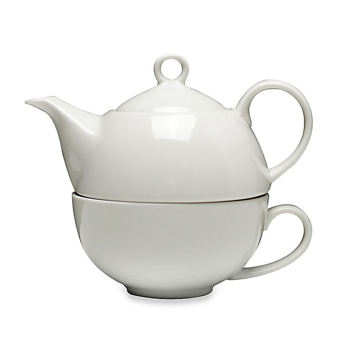 Alternate image 1 for Primula® 12 oz. Teapot  and Cup Set