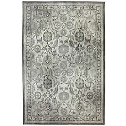 Karastan Euphoria New Ross Rug in Ash Grey
