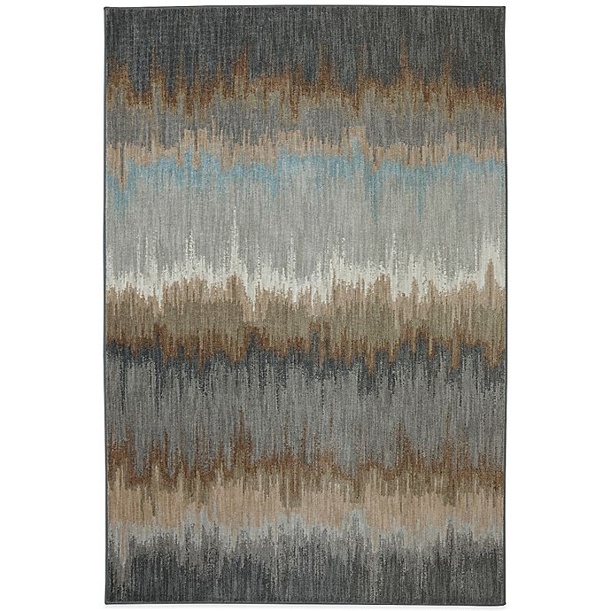 Alternate image 1 for Karastan Euphoria Cashel Rug in Ash Grey