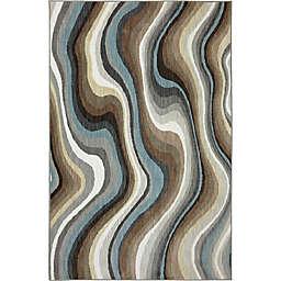 Karastan Euphoria Larkhall Rug in Granite