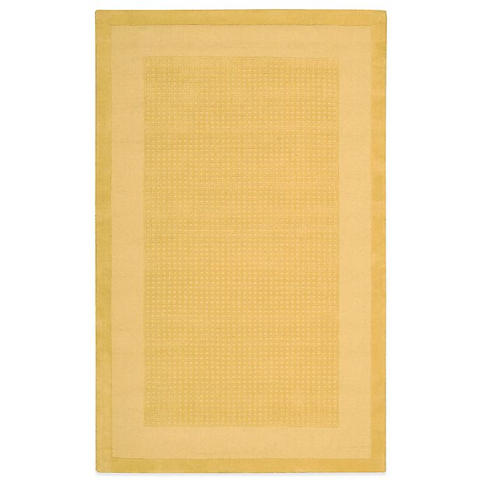 Alternate image 1 for Nourison Westport 5' x 8' Hand Tufted Area Rug in Yellow