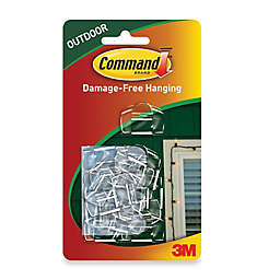 3M Command™ Outdoor Light Clips (Set of 16)