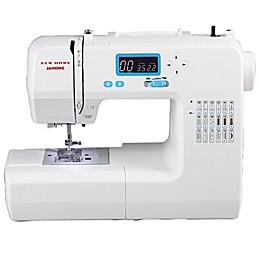 Janome Memory 49018 Computerized Sewing Machine