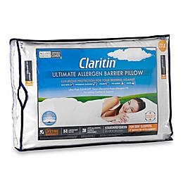 Claritin® Ultimate Allergen Barrier Clearloft™ Embossed Side Sleeper Pillow