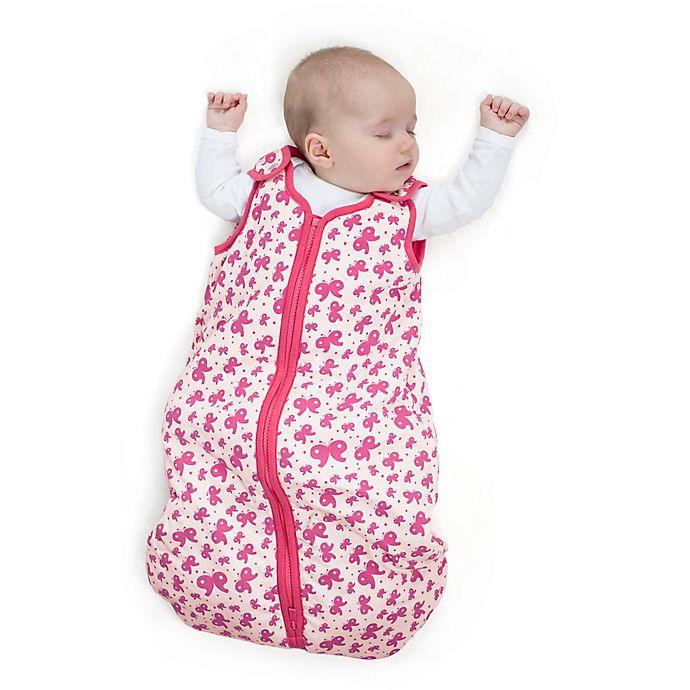 Baby Deedee® Sleep Nest® Tee Sleeping Bag in Butterflies