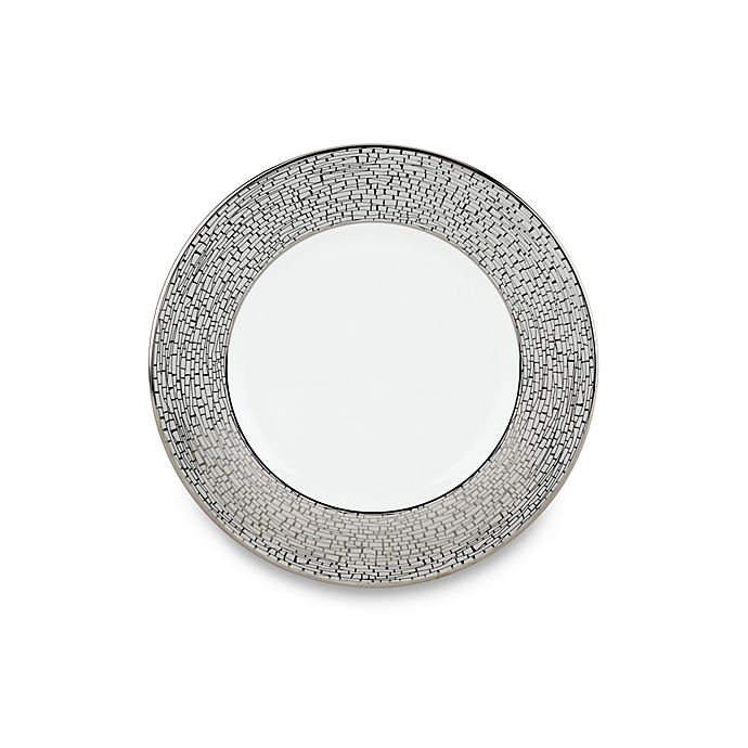 Alternate image 1 for kate spade new york June Lane™ Platinum 9-Inch Accent Plate