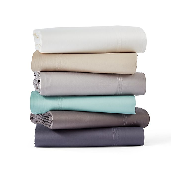 Alternate image 1 for UGG® Surfwashed 300-Thread-Count Cotton Garment Washed Sheet Set