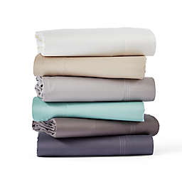 UGG® 300-Thread-Count Cotton Garment Washed California King Sheet Set in Charcoal