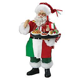 Kurt Adler Musical Italian Santa