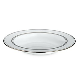 kate spade new york Library Lane Platinum™ Rim Soup Bowl