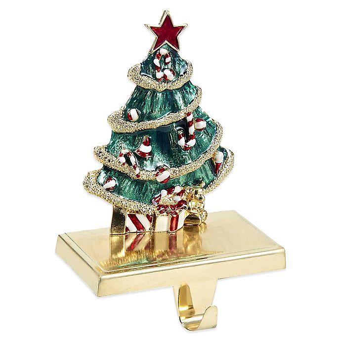 Alternate image 1 for Kurt Adler Christmas Tree Stocking Holder