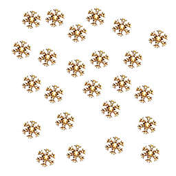 Kurt Adler 35-Light Double Layer Snowflake Reflector Set
