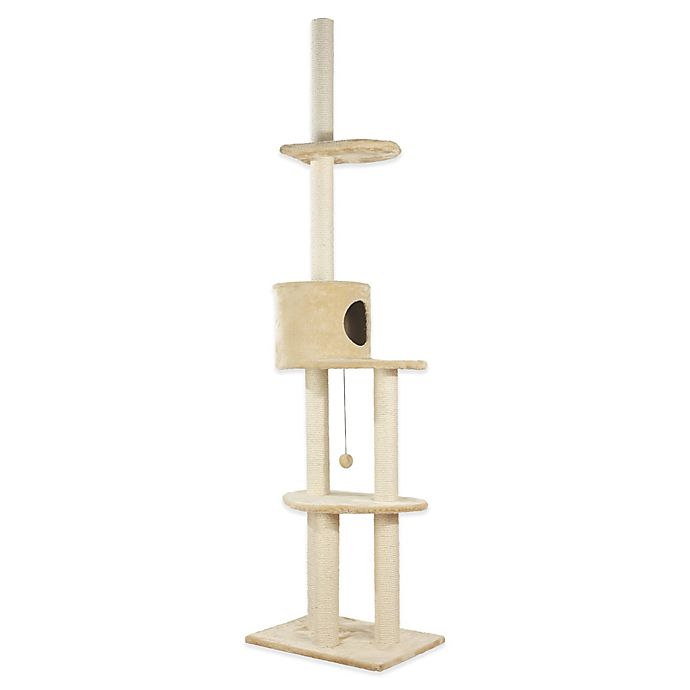 Alternate image 1 for Trixie Pet Products Santiago Adjustable Cat Tree