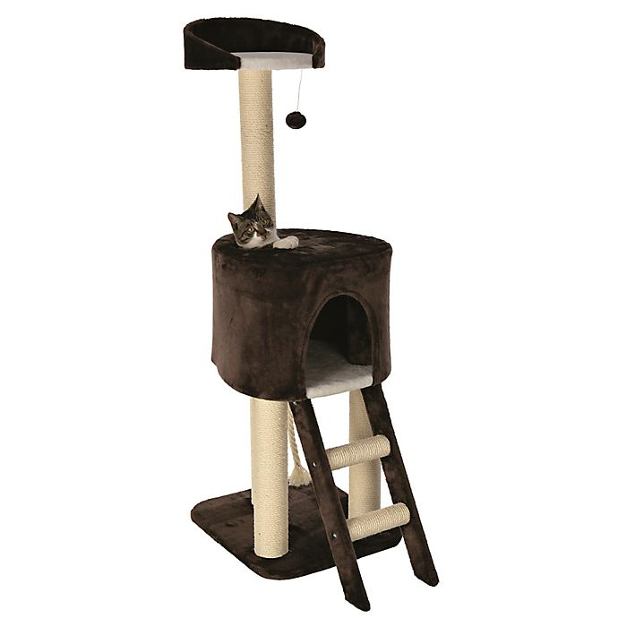 Alternate image 1 for Trixie Pet Products Rolanda Cat Tree