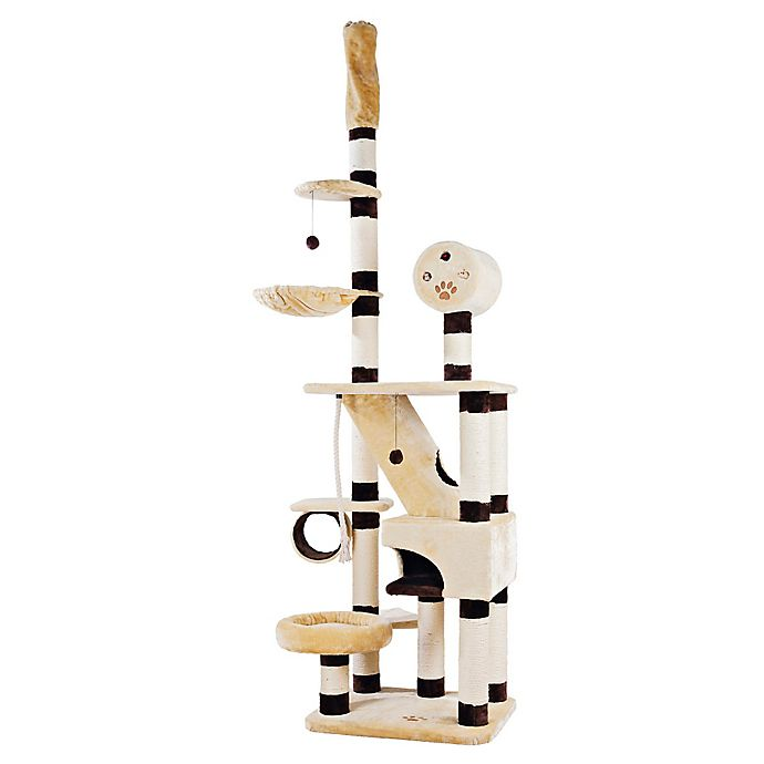 Alternate image 1 for Trixie Pet Products Belorado Adjustable Cat Tree