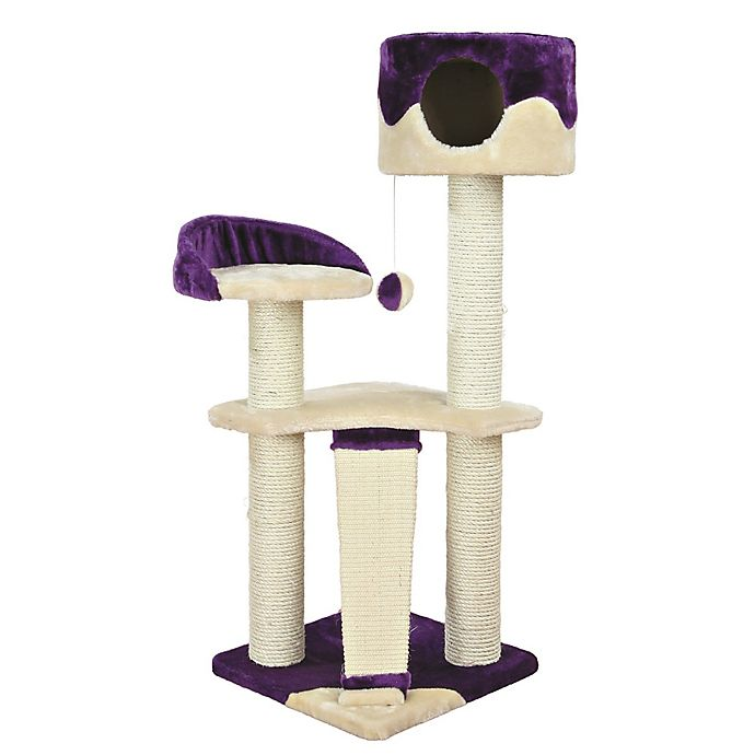 Alternate image 1 for Trixie Pet Products Carla Cat Tree