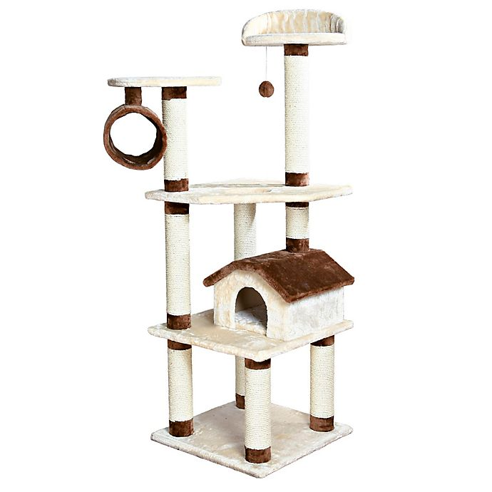Alternate image 1 for Trixie Pet Products Marissa Cat Tree