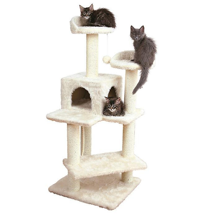 Alternate image 1 for Trixie Pet Products Simona Cat Tree