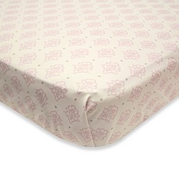 The PeanutShell™ Arianna Fitted Crib Sheet