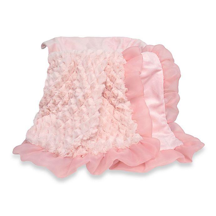Alternate image 1 for The PeanutShell™ Arianna Plush Blanket