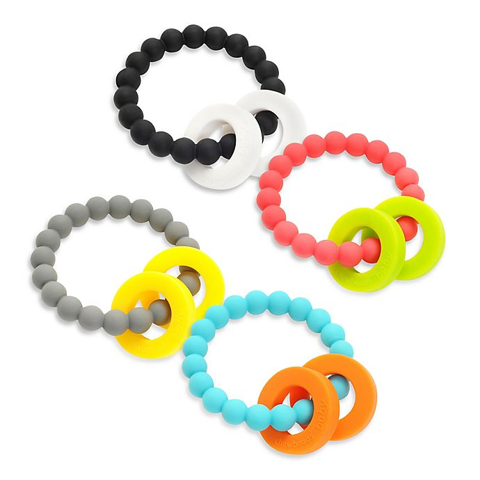 Alternate image 1 for chewbeads® Mulberry Teether