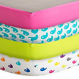 Baby Deedee® Fitted Crib Sheet