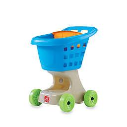 Step2® Little Helper's Shopping Cart in Blue