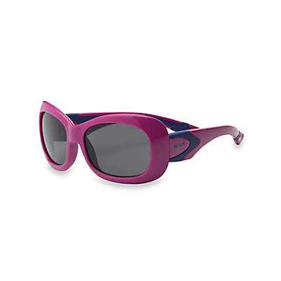 Real Kids Shades Breeze Polarized Sunglasses in Purple/Navy