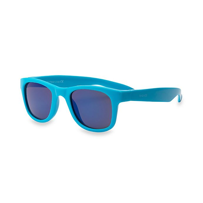 Alternate image 1 for Real Kids Shades Surf Sunglasses in Blue
