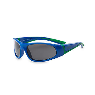 Real Kids Shades Bolt Sunglasses in Blue/Green