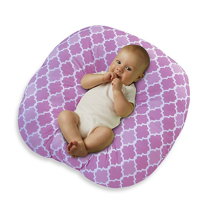 Boppy Newborn Lounger In French Rose Buybuy Baby