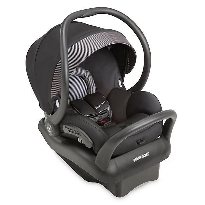 Alternate image 1 for Maxi-Cosi® Mico Max 30 Infant Car Seat in Devoted Black
