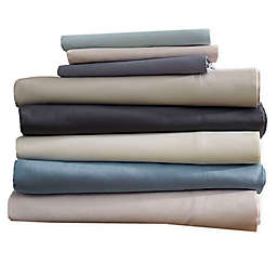 Under The Canopy® HomeGrown™ 250-Thread-Count Organic Cotton Sheet Set