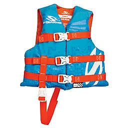 Coleman® Stearns® Child's Classic Nylon Life Jacket in Blue/Orange