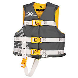 Coleman® Stearns® Child's Classic Nylon Life Jacket in Yellow/Grey