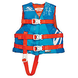 Coleman® Stearns® Child's Watersport Classic Nylon Life Vest in Blue/Orange