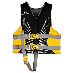 Coleman® Stearns® Child's Hydroprene™ Life Jacket in Yellow/Black