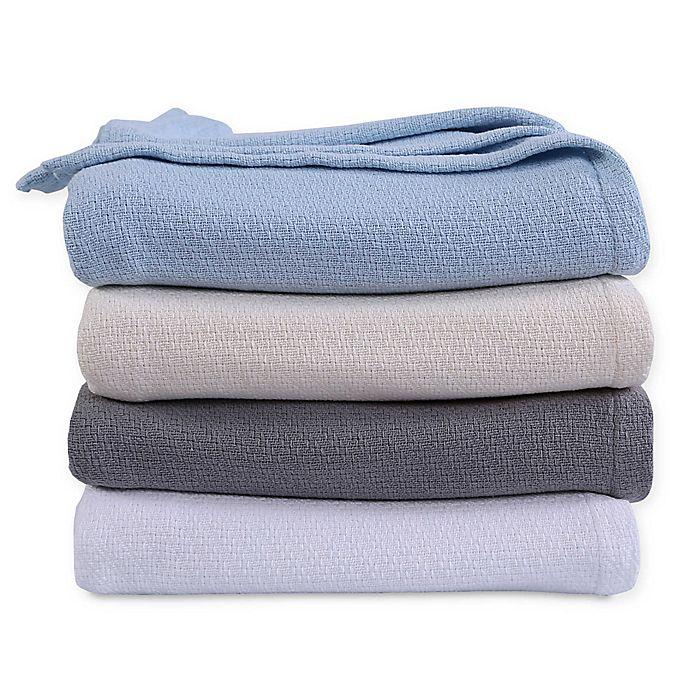 Alternate image 1 for Berkshire Cotton Blanket