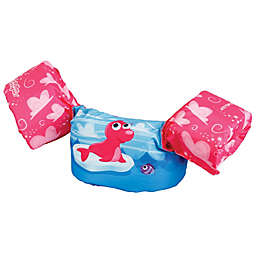 Stearns® Maui Series Pink Seal Puddle Jumper® in Pink/Blue