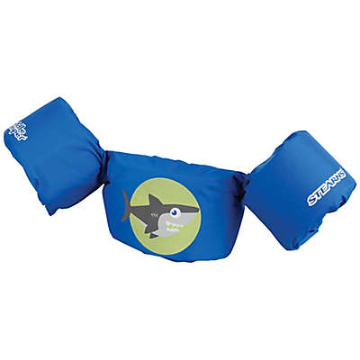 Stearns® Cancun Series Shark Puddle Jumper® in Blue