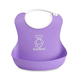 BabyBjörn Soft Bib in Purple