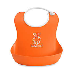 BabyBjörn® Soft Bib in Orange