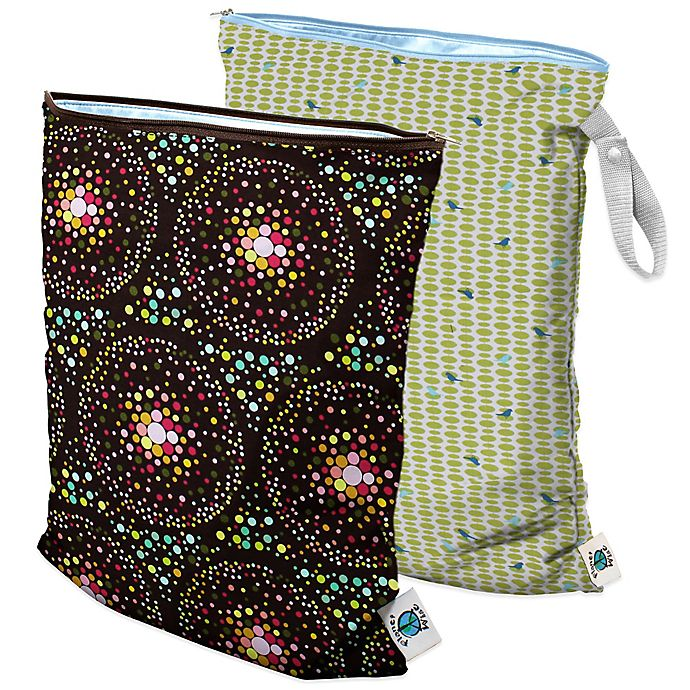 Alternate image 1 for Planet Wise Wet Bag