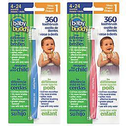 Baby Buddy 360 Step 1 Soft Toothbrush