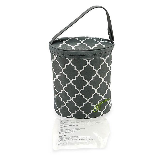 Alternate image 1 for JJ Cole Bottle Cooler in Grey
